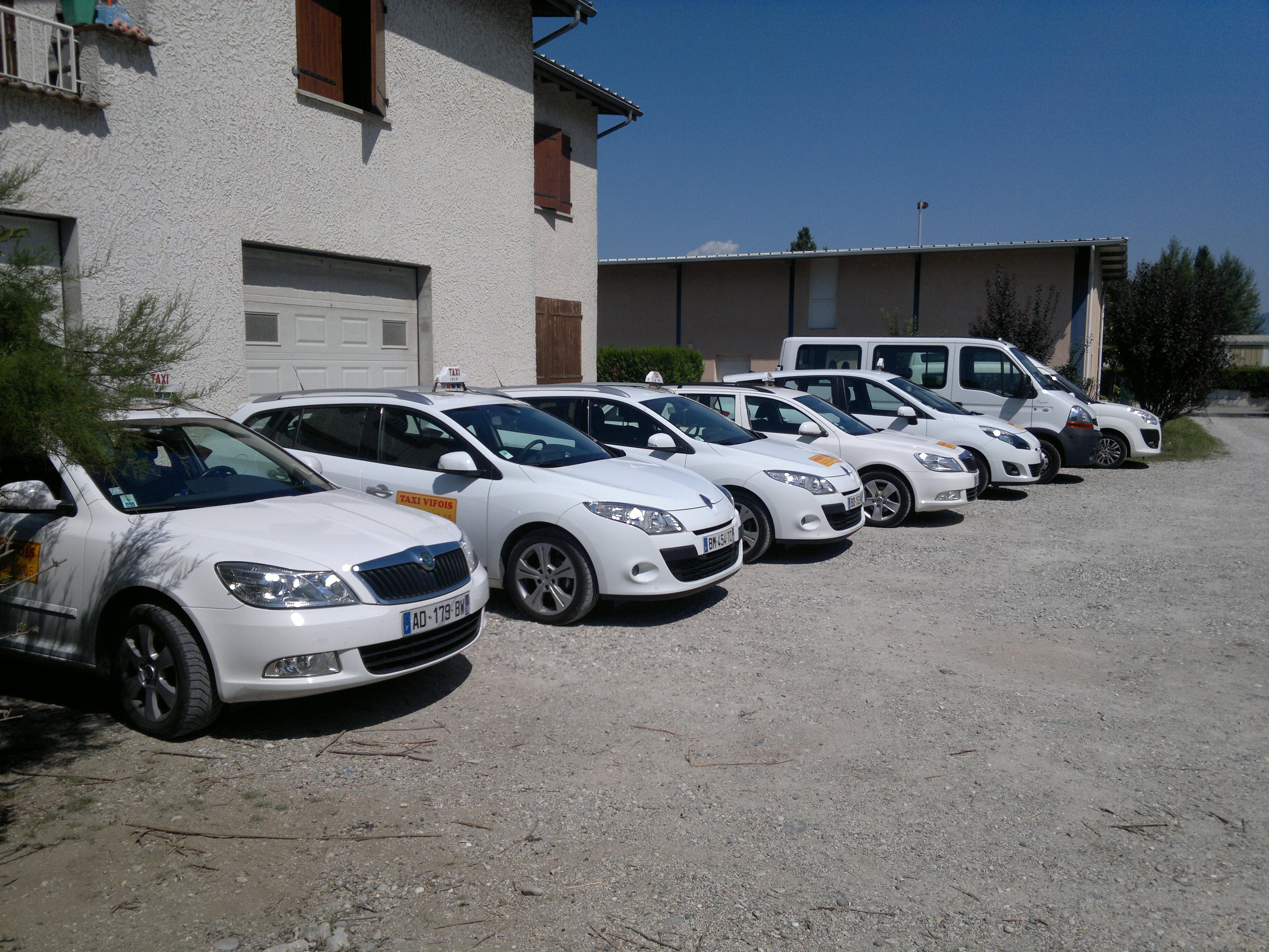 7 voitures